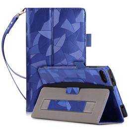 China 30pcs PU Case Cover Maple Leaf for Lenovo Tab 4 Tab4 7 Essential TB-7304 TB-7304F TB-7304I TB-7304X 2017 Hand Strap with Card Slots suppliers