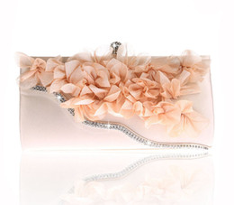 celebrity style bag 2019 - 2018 new style diamond flower Evening Clutch Hand Bag Handmade Evening Bags celebrities bag lady cheap celebrity style b