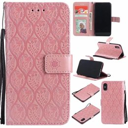 Luxury Designer Wallet Case Canada - For iPhone X case Luxury Designer wallet Brands Leather Flip Credit Card Holder Case For iPhone 8 8Plus 7 case 6Plus Galaxy S9 S8 Plus S7Edg