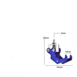 Power Electric Scooter Modifiziertes Zubehör Eagle Claw Hook, Gepäckhelmhaken, Zierstücke, langlebig, alles Aluminium im Angebot