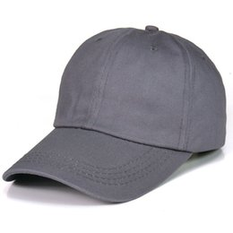 38461252738 Blank Dad Hats Australia - Blank Plain Panel Baseball Cap 100% Cotton Dad  Hat for