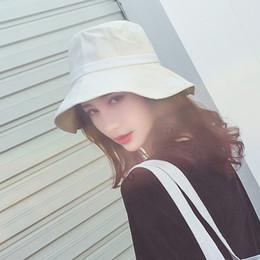 07f922650d2 Bucket Cap Women Casual Hat Bob Caps Hip Hop Outdoor Sports Summer Ladies  Beach Sun Fishing Bucket Solid Hats 6Q1456