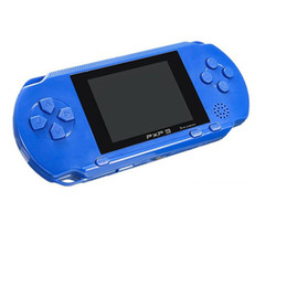 pxp3 16 bit 2018 - Hot PXP3 Classic Games Slim Station Handheld Game Console 16 Bit Portable Video Game Player 5 Color Retro Pocket Game Pl