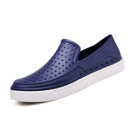 $enCountryForm.capitalKeyWord UK - Summer Men Sandals Male Antiskid Breathable Slippers Lazy Leisure Beach Sandals Men Shoes Plus Big Size EUR 39-45