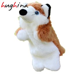 $enCountryForm.capitalKeyWord UK - G2247 Animal Hand Puppet Marioneta Puppet Dolls Plush Hand Doll Learning Baby Toys Marionetes Fantoche Bear Puppets