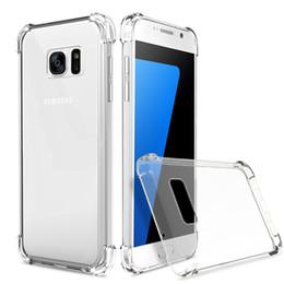 $enCountryForm.capitalKeyWord NZ - Shockproof Clear Soft Silicone Armor Case for Samsung Galaxy J1 J2 Pro 2018 J3 J5 J7 2017 J5 Prime J7 Prime back cover case