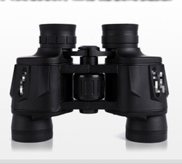 Wholesale Binoculars 8X40 high precision double binoculars for civilian telescopes
