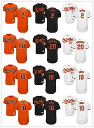 ed4495dd5 Men women youth Baltimore custom Orioles Jersey  19 Chris Davis 20 Frank  Robinson 10 Adam Jones 2 J.J. Hardy Baseball Jerseys