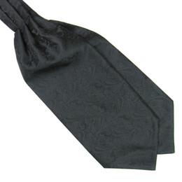 $enCountryForm.capitalKeyWord UK - Gentlemen Neckties Men's Paisley Gentlemen Silk Cravat Ascot Ties Handkerchief