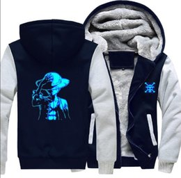 Glorious High-q Unisex One Piece Hooded Hoodie Monkey D Luffy Hoodie Pullovers Sweatshirts Coat Top Men's Clothing