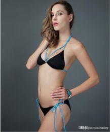 789530638c7f8 Sexy Victoria Bikini UK - 2016 Sexy women bikini bandage swimsuit brazilian Fashion  style victoria Women