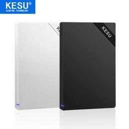 Discount 1tb usb hard drives - KESU 100% NEW Portable External Hard Drives HDD 1TB USB 3.0 Externo Disco HD Disk 1000GB Storage Devices Desktop Laptop