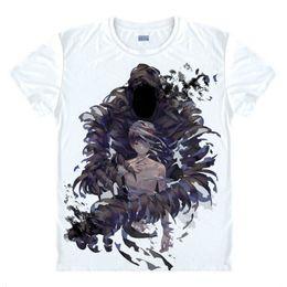 T Shirts Style Australia - Moe Anime Ajin Demi-Human T-Shirts Multi-style Short Sleeve Shirts Gamon Sakurai Ajin Kei Nagai Kaito Cosplay Shirt