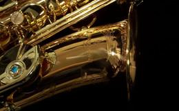 phosphor bronze 2019 - Yanagisawa A-WO2 Alto Eb Saxophone High Quality Phosphor Bronze Musical Instruments Saxophone E Flat Gold Lacquer Sax Wi