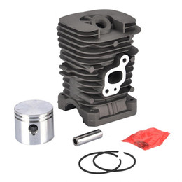 $enCountryForm.capitalKeyWord UK - Cylinder kit 41.1MM for Partner 350 351 352 Poulan 220 260 1950 2150 2450 2550 JONSERED 40CC 42CC Chainsaw piston assy