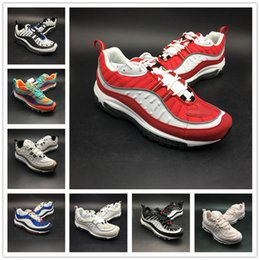 2ce13d7e050aa 98 Gundam x OG UK Running Shoe 3M Classic Cushion 98 Bullet 2019 Fashion Designer  Mens Women Sport Athletic Sneaker