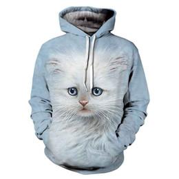 1485b920d49b Women 2018 New Arrival Animal Style 3d Hoodies Cat Dog Panda Magic deer  Lion Funny 3d Sweatshirts Female Cute Cat Sweatshirts