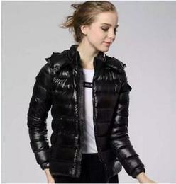 Maya Jacket Canada - Winter Down Jacket Women's Hoodies Maya Warm Coat Anorak Jackets Women's Luxury Outwear Brand Designer