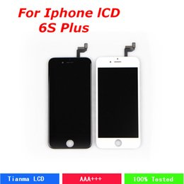 tianma screen NZ - Tianma 100% Tested No Dead Pixel LCD For iPhone 6S Plus LCD Display With 5.5 inch Touch Screen Digitizer Assembly