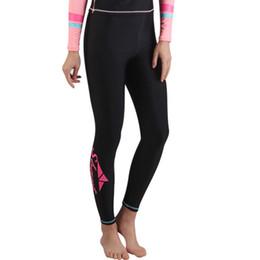 Wetsuit sWimWear online shopping - Women Men Surfing Leggings Surfing Wetsuit Pant Rash guard Tight Pants Swimsuit Anti Jellyfish UV Snorkeling Swimwear Pants Plus Size XL H