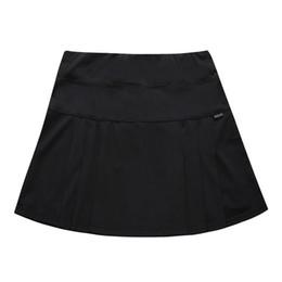 ed3d226453 SEXEMARA mujeres falda de tenis niñas animadora deporte falda corriendo  faldas mujeres shorts de bádminton 1 unid