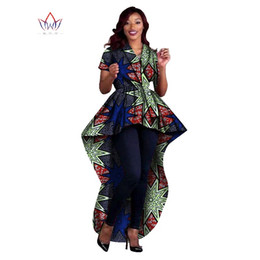 african print asymmetrical dress Canada - African Dresses for Women Asymmetrical Dresses Women Party Dresses Maxi Dress Dashiki Plus Size Women Clothing 6XL BRW WY1356