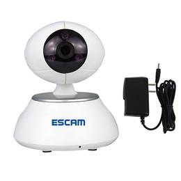 $enCountryForm.capitalKeyWord Australia - ESCAM QF550 Super Egg WiFi 1.0MP Alarm IP Camera Anti-fire Anti-gas 720P baby monitor elderly care cctv camera