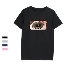 Pop Tees Australia - SMZY Stereograph Tshirt Men 2018 Summer Vogue Printed Tshirt Men Cotton Short Sleeve Soft Pop O-neck Cool Tee Shirts