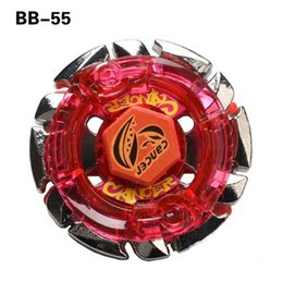 Gyro Toys NZ - Explosion Spinning Gyro BB55 Crab Constellation Alloy Battle Gyro Warrior Toy children's educational assembly toys Rotating Game