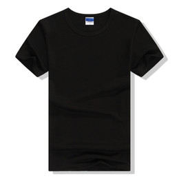 New Men Slim Black White Designer T Shirt Slim Fit Manica corta Solido Uomo T-Shirt Hip Hop T Shirt 6 Taglia S-3XL Spedizione gratuita