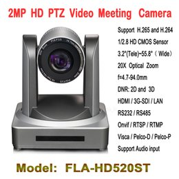 $enCountryForm.capitalKeyWord NZ - 2.0 Megapixel 20x Zoom PTZ Video Conference Camera With HD-SDI IP HDMI WIFI Module For Tele-education, Lecture Capture Meeting