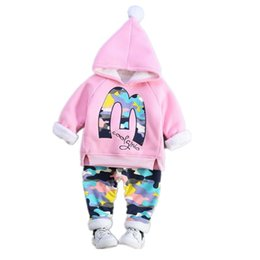 $enCountryForm.capitalKeyWord UK - BibiCola Girls Boys Winter Warm Thick Clothing Sets Fashion Baby Infant Spring Autumn Cute Outfits For Girl clothing