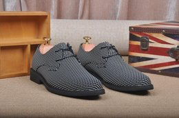$enCountryForm.capitalKeyWord Australia - 2018 NEW style Fashion brand Office Men's Dress Suit Shoe Italian Style Wedding Casual Shoes Derby Shoes Man lace-up Leather Shoes G263