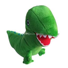 Dinosaur plush online shopping - Dinosaur plush toys new cartoon Stuffed Animals cm inches Dolls C4359