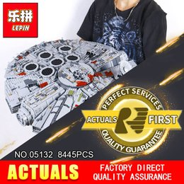 Gift blocks online shopping - NEW LEPIN New Ultimate Collecto s Destroyer Building Blocks Bricks Children christmas gifts DHL shipping