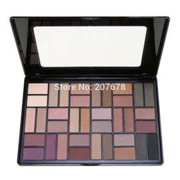 $enCountryForm.capitalKeyWord Canada - 36 Color Eyeshadow Palette Silky Powder Professional Make Up Pallete Cosmetics Smoky  Warm Makeup Eye Shadow Matte Shine