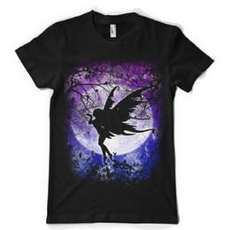 $enCountryForm.capitalKeyWord NZ - fairy ursula birds cloud fairy forest layers pixie dust dtg mens t shirt tees Cool Casual pride t shirt men Unisex New Fashion tshirt Loose