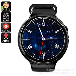 $enCountryForm.capitalKeyWord Australia - I4 Air 3G SIM Card Smart Watch Phone Ultra Slim GPS Smartwatches for Men and Couples Waterproof IP68 Support Multi Languages