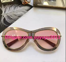 black mirror polarized sunglasses 2018 - 2018 Women luxury Sunglasses Z090 Fashion Oval Sunglasses UV Protection Lens Coating Mirror Lens Frameless Color Plated