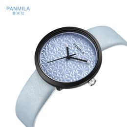 Discount japan movement watches - 4 Color Hour Causal Watches For Womens Japan Movement Print Leather Alloy Quartz Wrist Watch Clock Montre Femme PANMILA