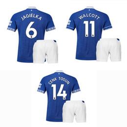 New 2018 2019 Walcott everton Kids soccer jerseys 18 19 everton home  SIGURDSSON CENK TOSUN FUNES MORI Football boys shirts 1f4f5bbf6