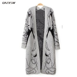 $enCountryForm.capitalKeyWord Canada - Autumn Women Long Cardigans Loose Casual Harajuku Korean Style Spring Sweater Jacket Female Clothes Mohair Coat Cacaso AC108
