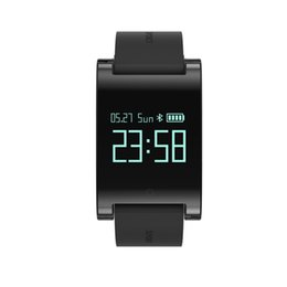 Chinese  YELI Smart Bracelet with Blood Pressure Heart Rate Monitor Smart Band,Step, Distance, Calories burned, Sleep monitoring,Raised screen manufacturers
