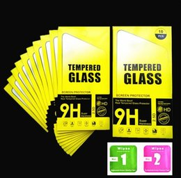 Iphone Glass Screen Guard Australia - 9H tempered glass For iphone 4S X 85s 5c SE 6 6s 7 plus screen protector protective guard film case cover
