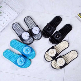 Summer Booties For Women NZ - When it comes out in the summer of 2018, fashionable printed slipper sandals with massage effect are the best choice for women aged 35 to 42