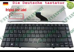 $enCountryForm.capitalKeyWord Australia - New and Original Notebook Laptop keyboard FOR Acer Aspire 3810 3810T 4735 4735G 4735Z 4736 4736G 4736Z 4741 4745 Black German Deutsch GR DE