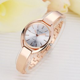 Wholesale Fashion Brand Women Bracelets Luxury Watches Ladies Dress Watch Stainless Steel Quartz Sport Rose Gold Wristwatches Clock Thanksgiving Gifts