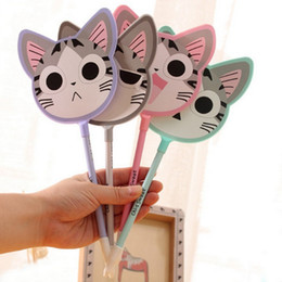 $enCountryForm.capitalKeyWord Canada - Lot 29cm Cute 2 in i Stationery animal Fan pens keep cool this summer Novelty Gift Children's Day gifts