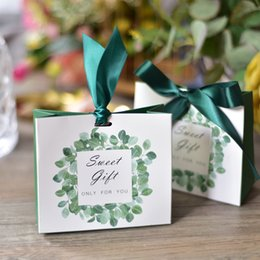 $enCountryForm.capitalKeyWord NZ - European Paper Favor boxes sweets gift bags for parties wedding bridal shower 50pcs lot free shipping wholesales
