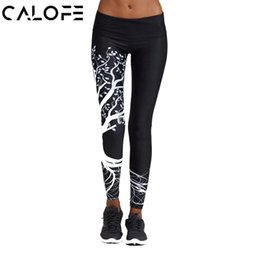 Women S Yoga Pants Wholesale NZ - CALOFE Skinny Push Up Sport Leggings Women Yoga Pants Workout Gym Leggings Running Tights Women Fitness Jogging Sports Pants